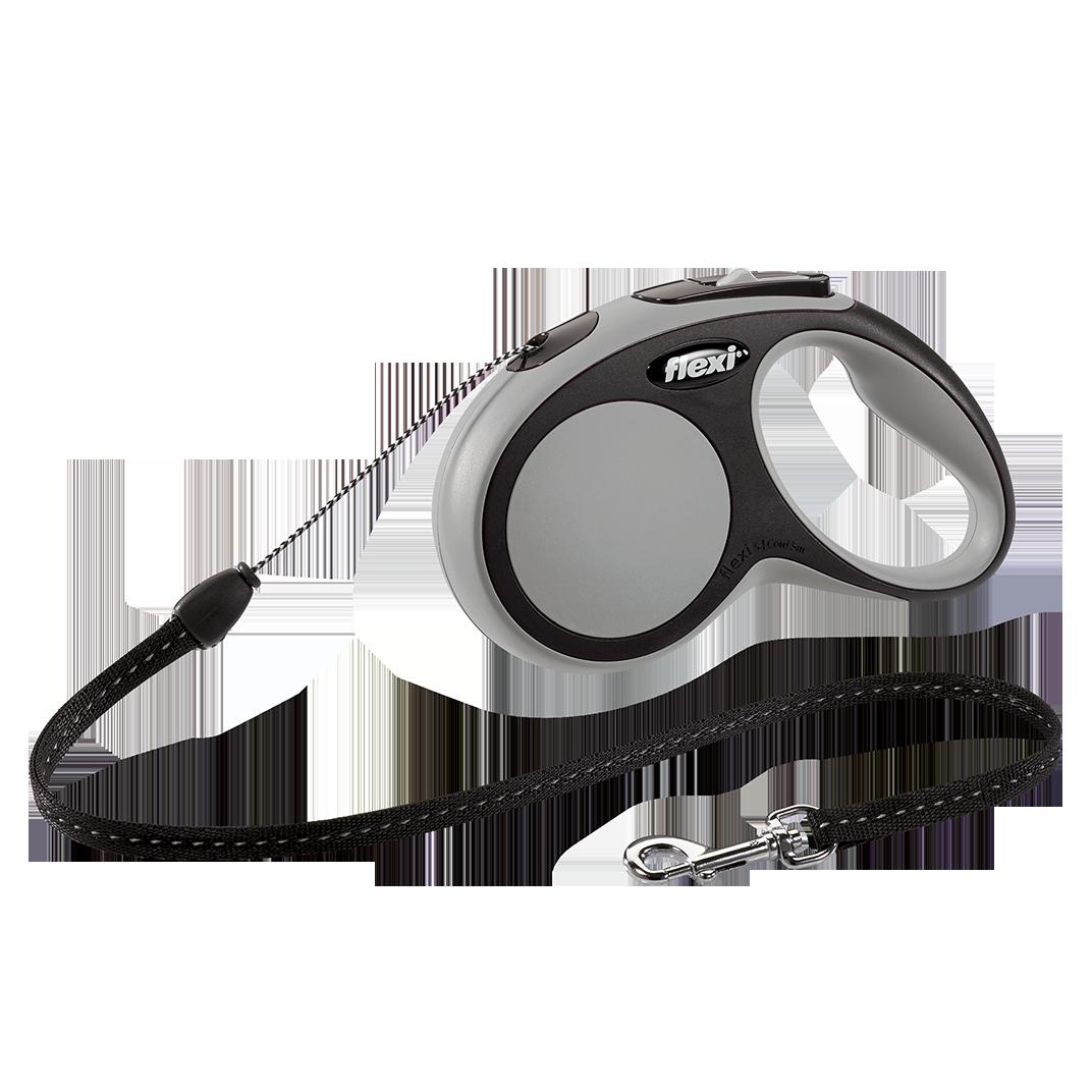 Dây dắt tự động Flexi New Comfort size M (5m - chó dưới 20kg)