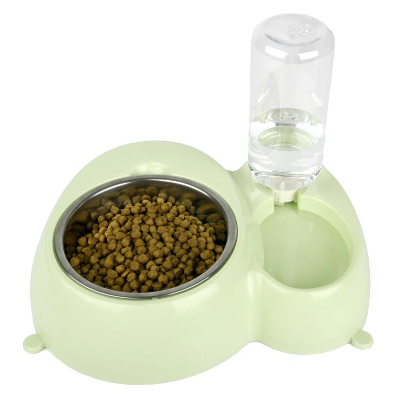 Khay ăn và nước tự động Lovabledog mini