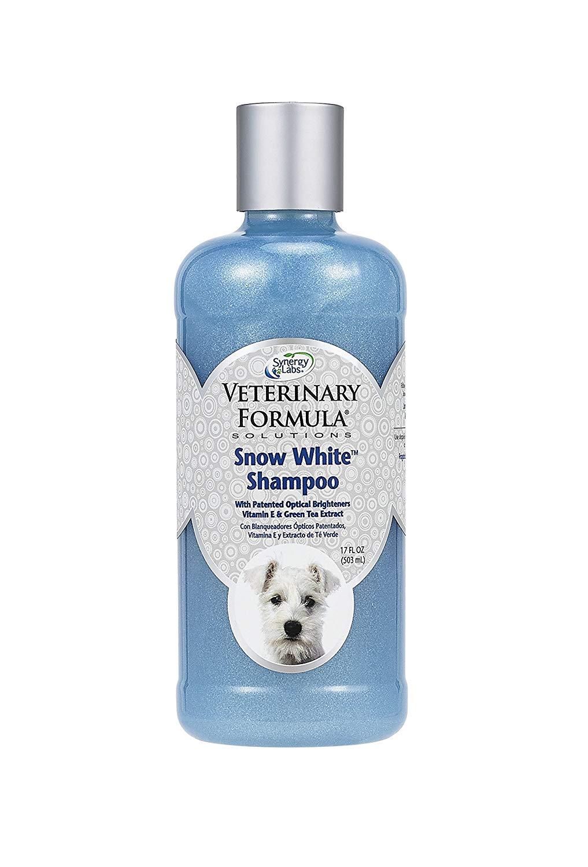 Sữa tắm chó mèo lông trắng Veterinary Formula Snow Whitening 503ml