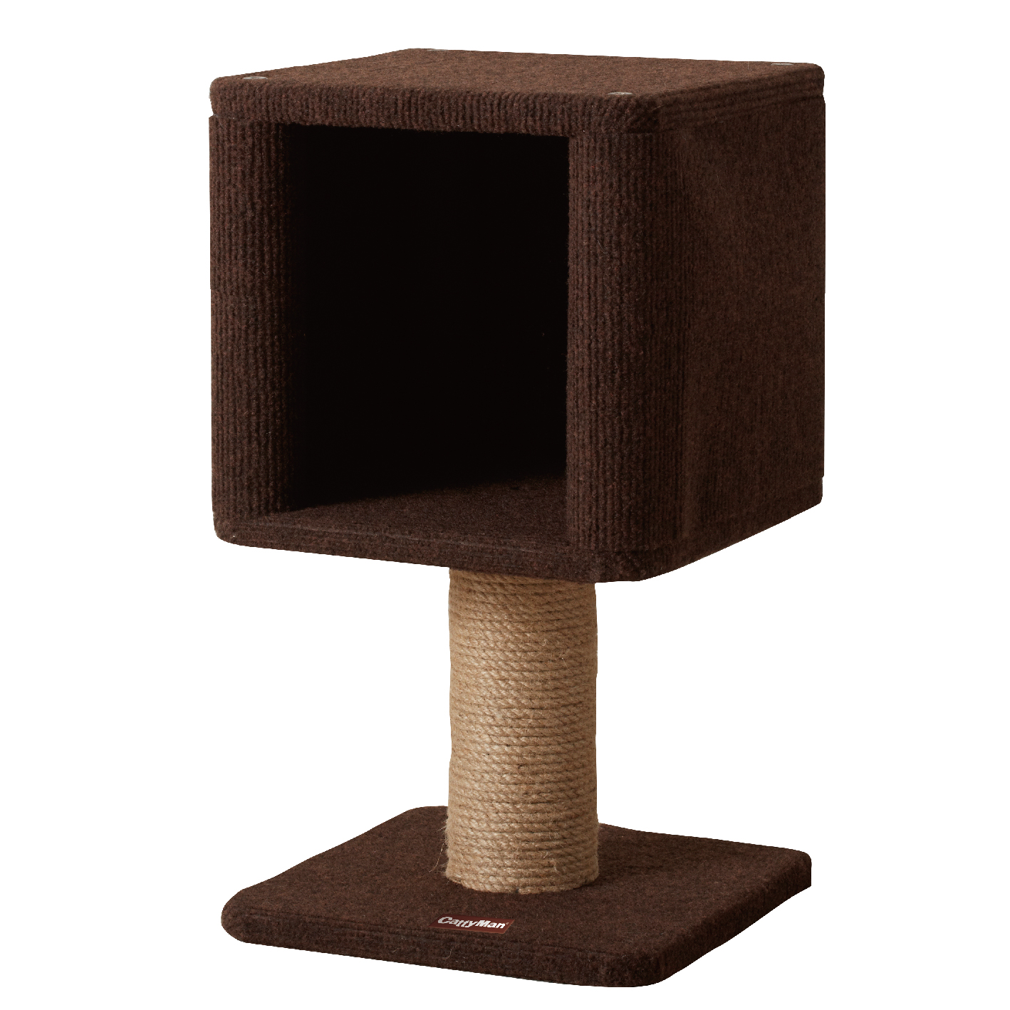Tháp mèo mini (31x31x53)cm