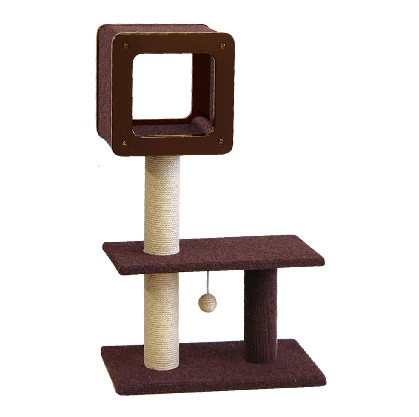 Tháp mèo H90 (58x34x90)cm