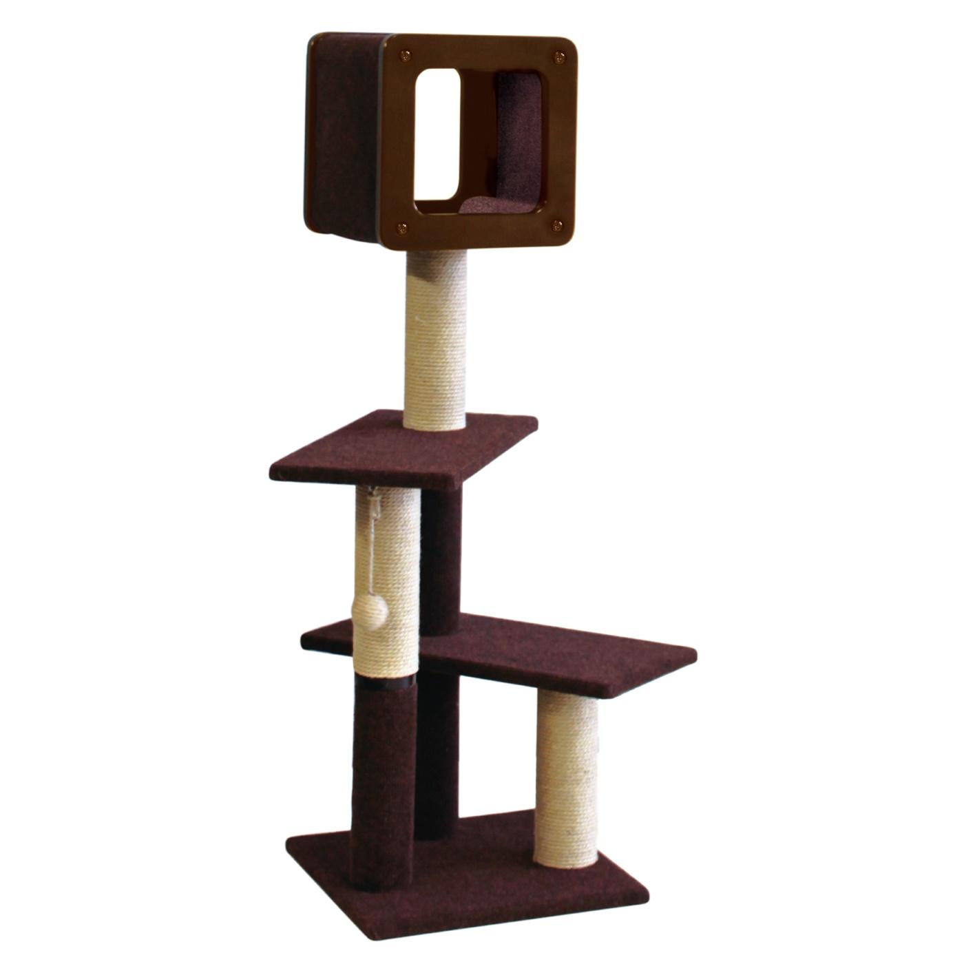 Tháp mèo H120 (69x50x120)cm