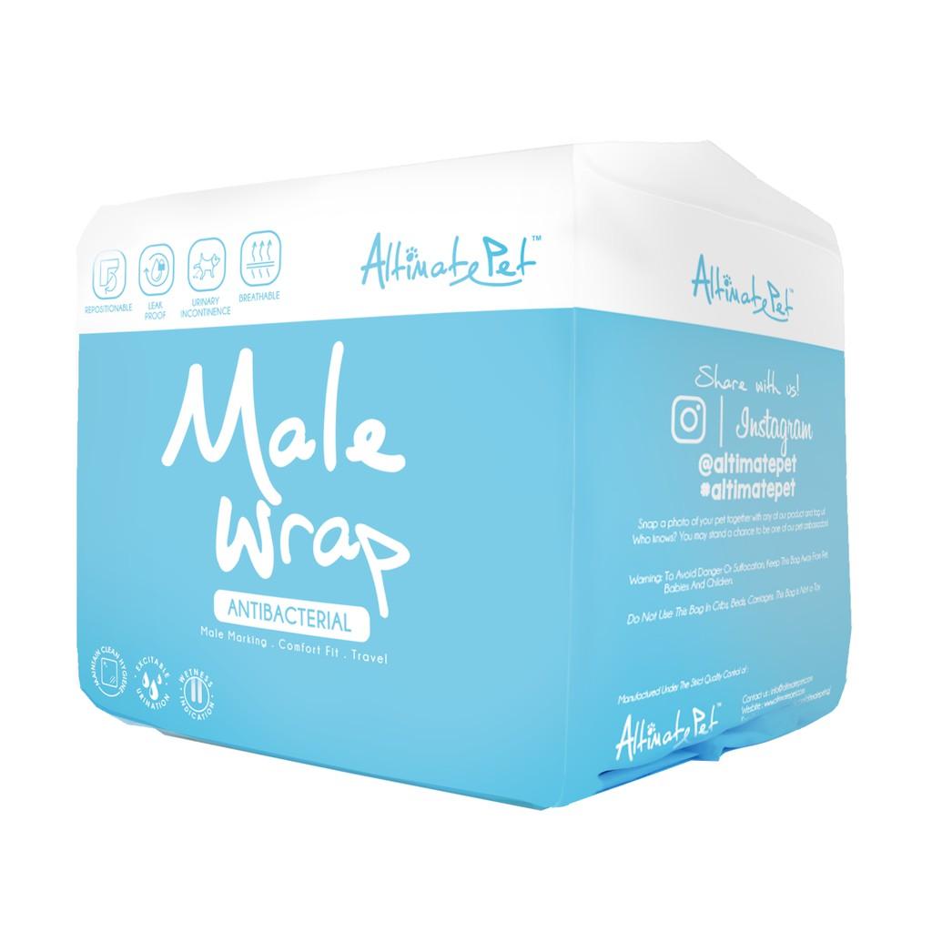 Tả quần cho chó đực Altimate Pet Male Wrap
