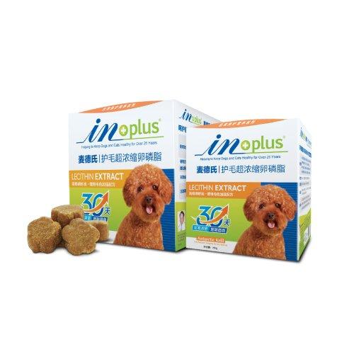Viên chăm sóc da và lông cho chó Inplus Skin & Coat 250g