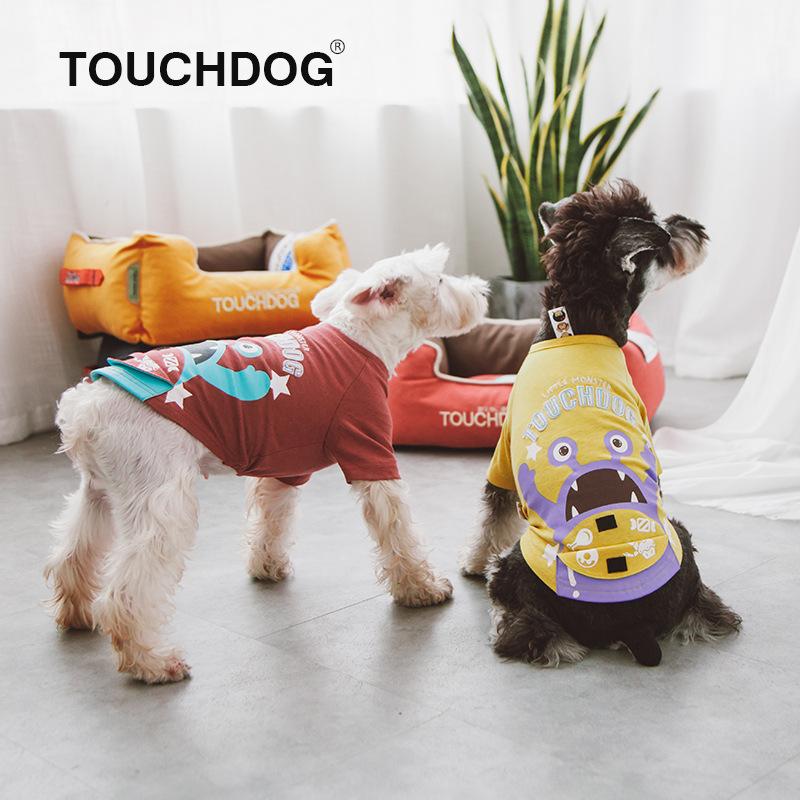 Áo thun ngắn tay Touchdog