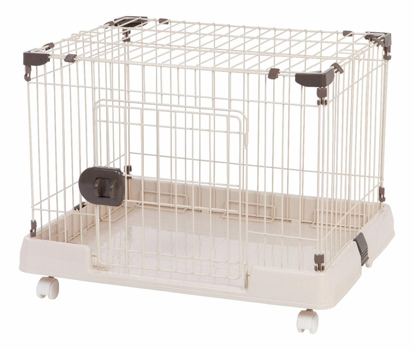 Chuồng chó mèo Iris RKG700L (68x54x52)cm