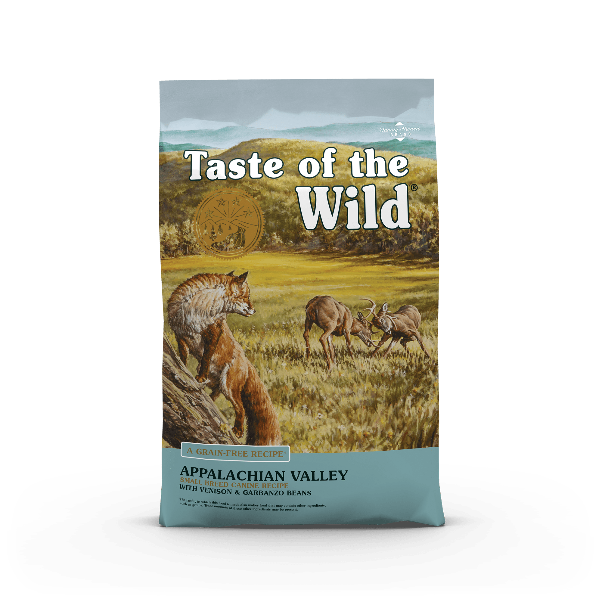 Thức ăn viên Taste of the wild cho chó vị thịt nai và đậu garbanzo 2kg