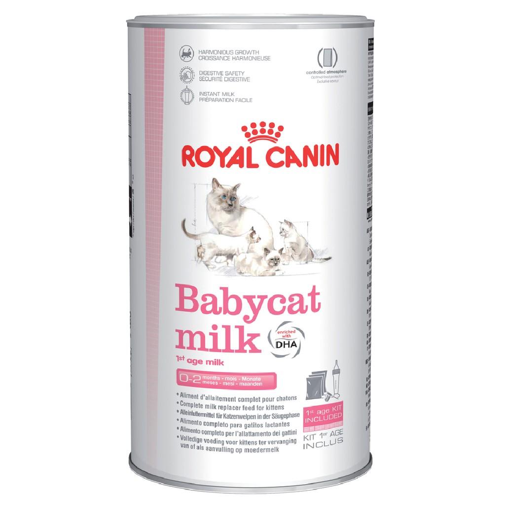 Sữa cho mèo con Royal canin Babycat milk 300g