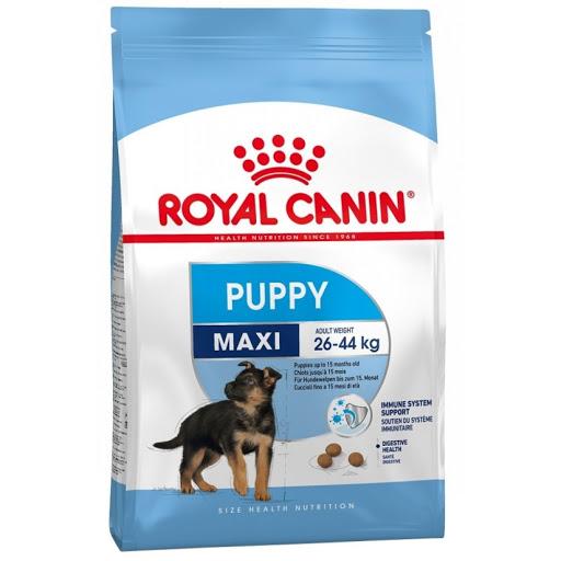 Thức ăn viên Royal Canin Maxi Puppy 4kg