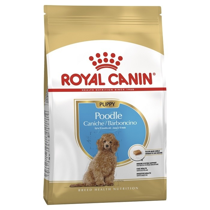 Thức ăn viên Royal Canin Poodle Puppy 1,5kg