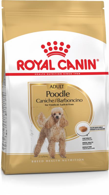 Thức ăn viên Royal Canin Poodle Adult 1,5kg