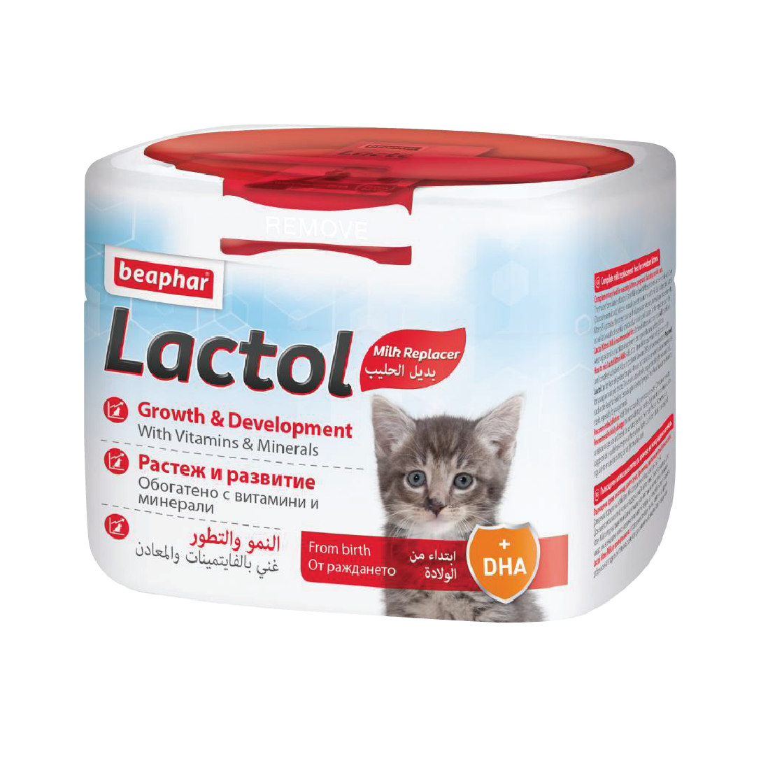 Sữa cho mèo con Beaphar lactol kitty milk 500g