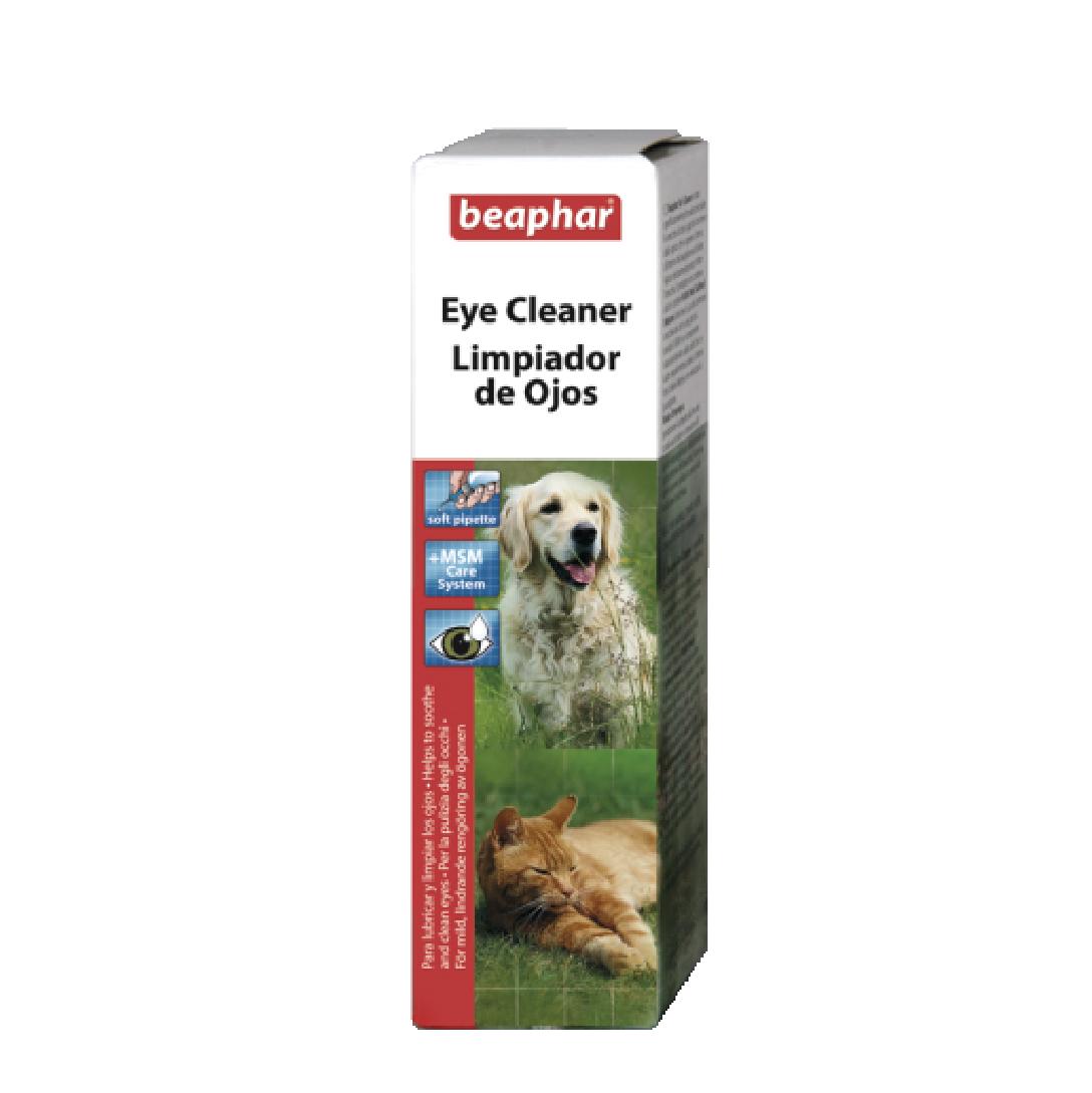 Dung dịch vệ sinh mắt Beaphar eye cleaner dog/cat 50ml
