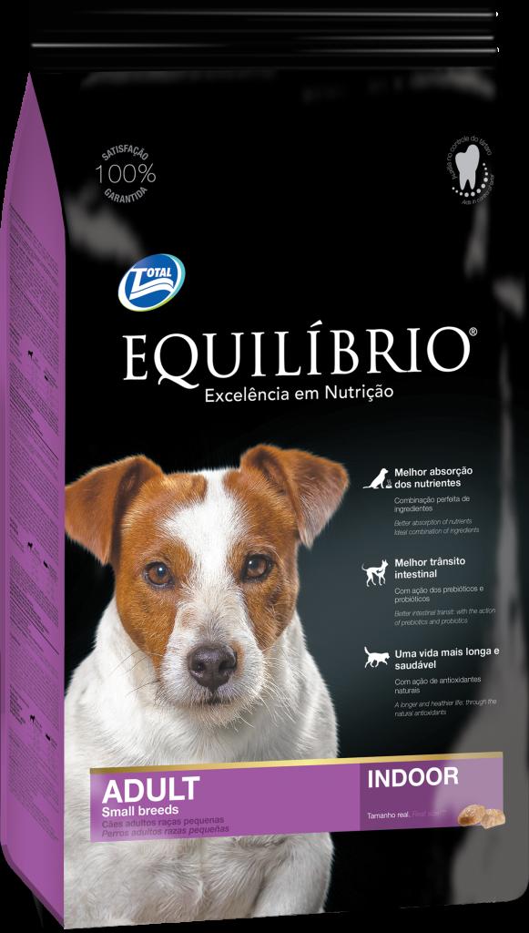 Thức ăn viên cho chó trưởng thành giống chó nhỏ Equilibrio Adult Small Breeds 2kg